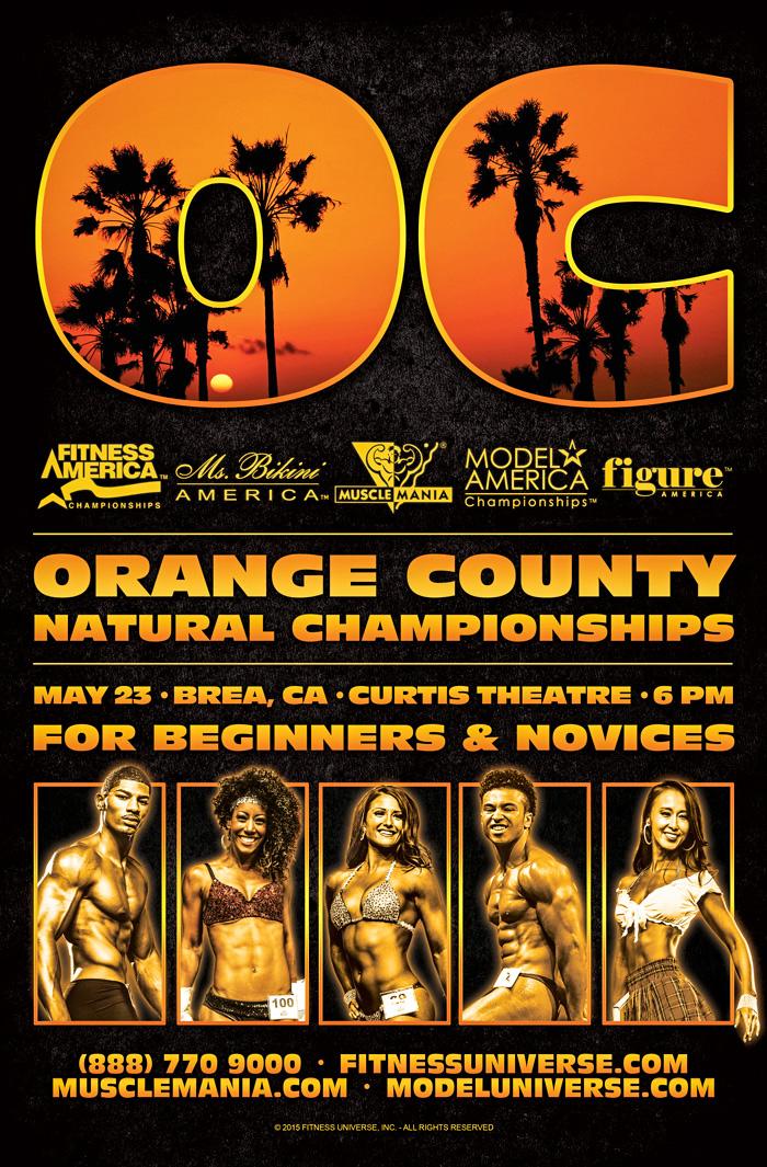 Orange County 2015 Poster